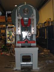 PEV160 delvis monterad