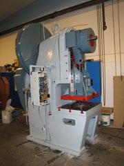 PEV160 under montering